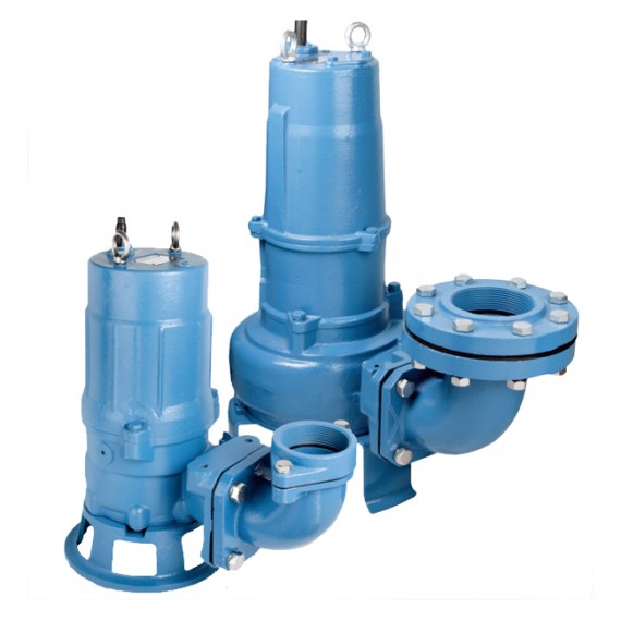 Bomba-sumergible-aguas-residuales